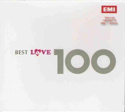 Best Love 100 - All Original Various Artists [6 CD Box Set - Import]