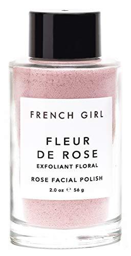 French Girl Organics - Organic/Vegan Facial Polish (Rose) (2 oz)