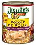 Juanita's Chicken Pozole