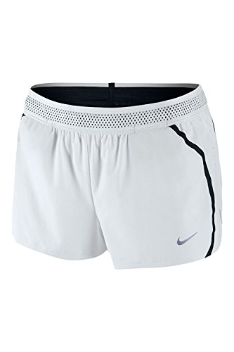 buy popular 294c1 14a9a Nike Womens Aeroswift Race Shorts Weiß