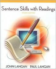 Download Sentence Skills with Readings 4th (fourth) edition Text Only pdf epub