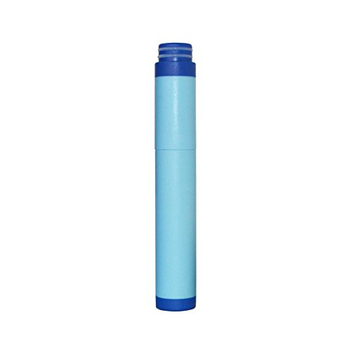 Purewell Water Bottle 2-Stage Replacement Filter (Blue, One Size)