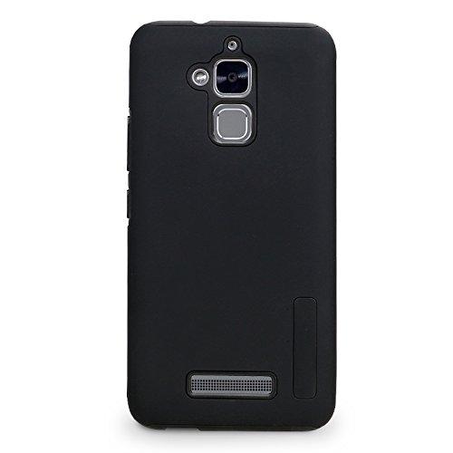 Slim Armor Case For Asus Zenfone 3 Max (Black) - 2