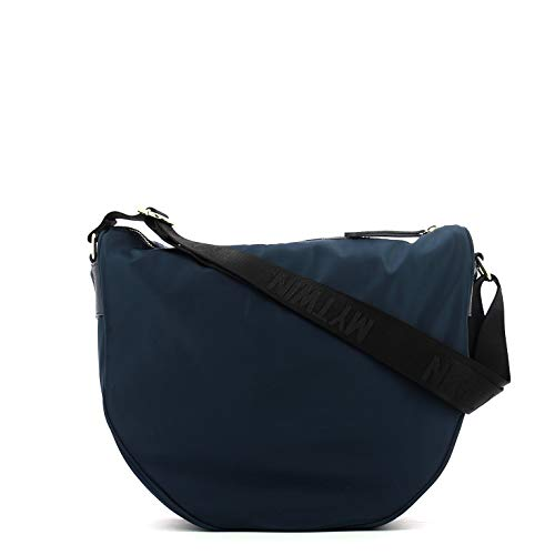 Set Mytwin By Borsa Twin A Tracolla Unica Blu Donna Rs8tbq rS6wSq