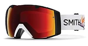 Smith Optics I/O - Ac Adult Snow Goggles - Ac - The Collinson Model/Chromapop Sun Red Mirror
