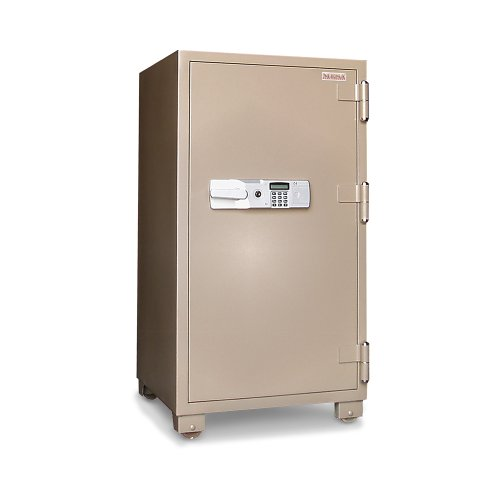 - Mesa Safe MFS100 2 Hour Fire Rated Office Safe, Steel, 3.6 cubic feet Interior Space