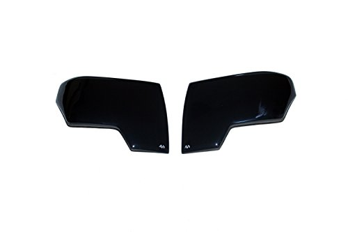 Auto Ventshade 37580 Smoke Headlight Cover