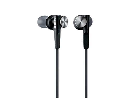 Sony In-Ear Dynamic Headphones MDR-XB50-B  International Ver