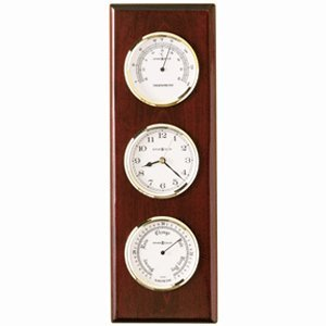 Howard Miller Shore Station - Clock, Barometer, and Thermometer