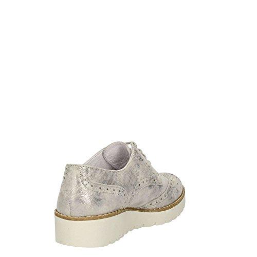 Mujeres Zapatos planos acciaio plata, (acciaio) 7742000 Steel