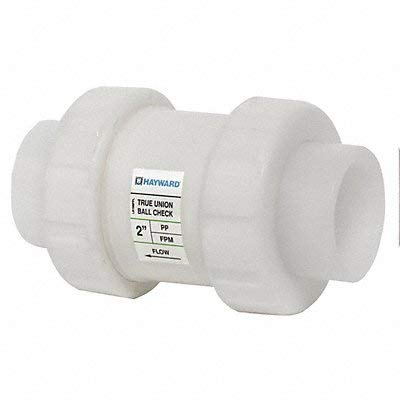 Check Valve Polypropylene 2 in.