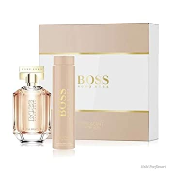 Hugo Boss - Estuche de regalo eau de parfum boss the scent ...
