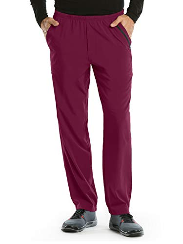 Barco One 0217 Men's Cargo Pant Wine XS Short