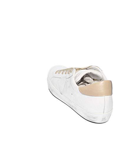 Bianco Model Clld Philippe Donna Sneakers qBgA7P