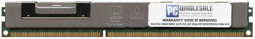 IBM 44T1596 4GB (1X4GB) 1333MHZ PC3-10600 240-PIN DUAL RANK X8 ECC MEMORY