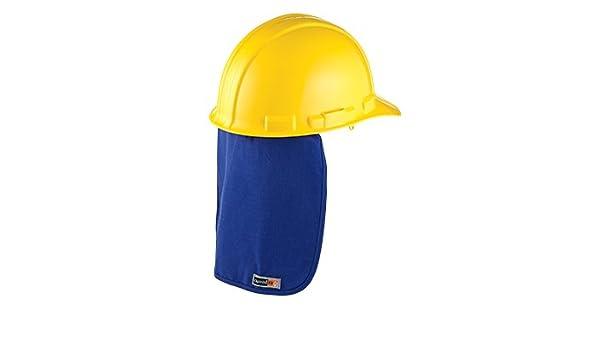 85e1aa18de35e Amazon.com   Ergodyne Chill-Its 6717 FR Evap. Cooling Hard Hat Pad w  Neck  Shade - Pack 12   Sports   Outdoors