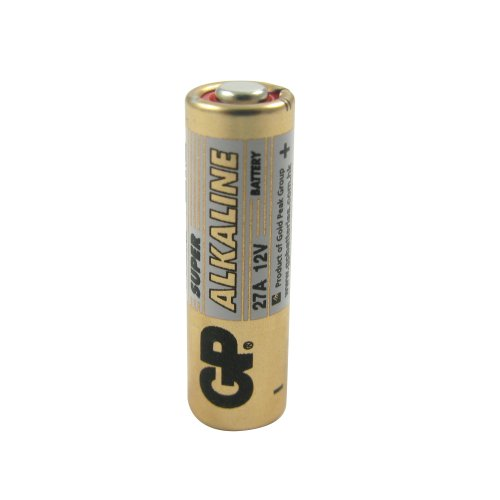 Lenmar Coin Cell Battery Replaces OEM Generic 27A A27 EL812 EL-812 G27A LR27A