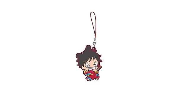 ONE PIECE One Piece Capsule Rubber Mascot Beben Wano Kuni Hen All 8 types set