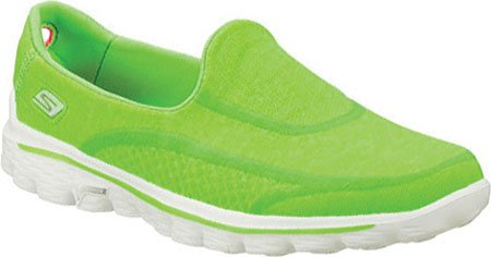 Skechers Super Mocasines para mujer calcetines de tela, color verde, talla 38,5: Amazon.es: Zapatos y complementos