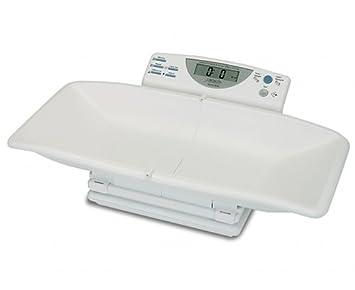 detecto digital portable baby scale with tray - Detecto Scales