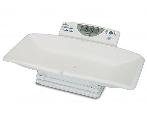 Detecto Digital Portable Baby Scale with Tray 8440