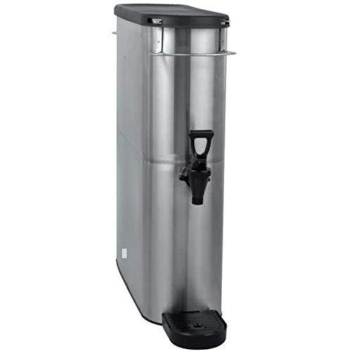 Bunn 39600.0002 TDO-N-4 4 Gal Narrow Iced Tea Dispenser TB3 - Iced Tea Bunn Tb3