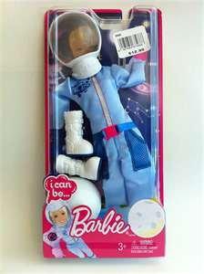 Barbie I Can Be Astronaut