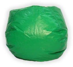 Standard Green Bean Bag (Bean Bag Chair Color: Green)