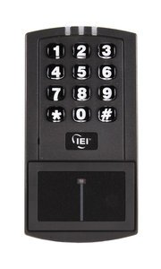 Integrated Proximity Reader & Controller w/Keypad