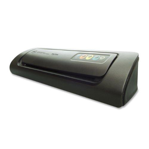 - GBC HeatSeal QuickStart H320 Pouch Laminator, Black, 12.5 Inches (1703000)