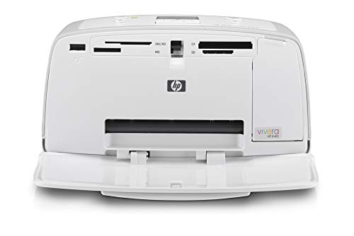 Hp Photosmart A512v A512 Compact Photo Printer (Photo Compact Hp Photosmart A516)
