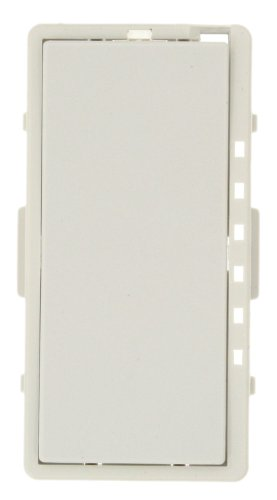 1lw Mural (Leviton DRKDD-1LW Color Change Kit For Mural Dimmer, White)