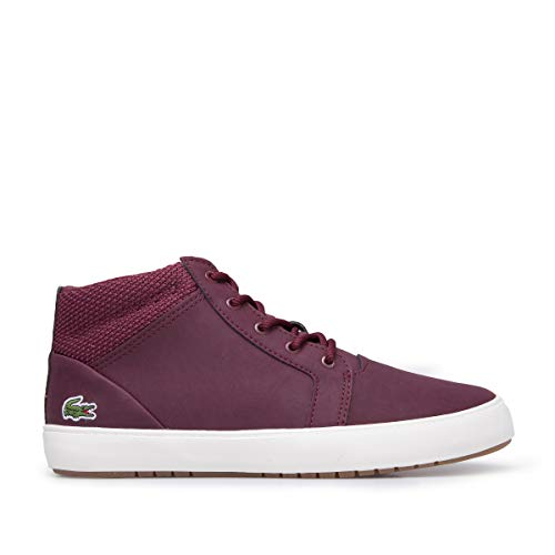 Burgundy Off 318 Ampthill Red Caw Lacoste White gtqIw055
