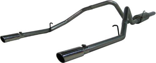 MBRP S5106AL Dual Split Rear Cat Back Exhaust System
