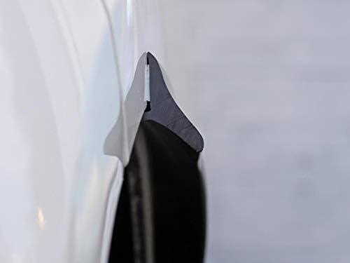 Universelle Kotflügelverbreiterung 2 Stück 20mm Pro Seite Passend Für Unterschiedliche Fahrzeuge Auto