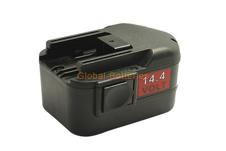 Replacement Battery for MILWAUKEE 0511-21, 0512-21, 0512-25, 0513-20, 0513-21, 0514-20, 0514-24, 0514-52, 0516-20, 0516-22, 0516-52, 0612-20, 0612-22, 0612-26, 0613-20, 0613-24, 0614-20, 0614-24, 0615-24, 0616-20, 0616-24, 0617-24, (1700mah Large Battery)
