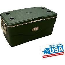Coleman Xtreme 120-Quart Cooler, Green by Coleman