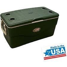 (Coleman Xtreme 120-Quart Cooler, Green)