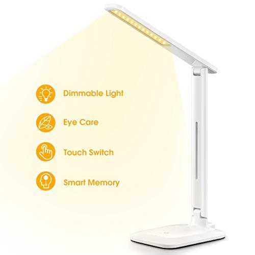 LED Desk Lamp, Eye-Caring Table ...