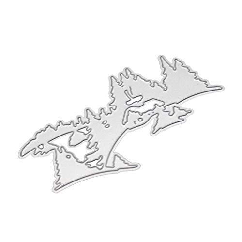 Cutting Dies,IHGTZS 2019 Metal die cuts for card making on clearance letter stencils wood burning stencils DIY Paper Die-Cut New Snowflake Metal Stencils Scrapbooking Album Card