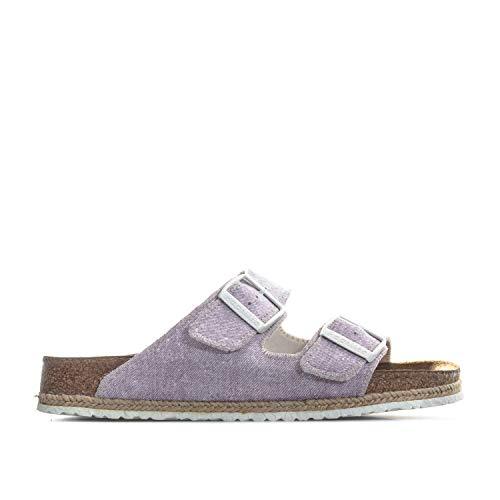 Papillio Women's Arizona Sandals150; Narrow Width Beach UK 4.5 Purple