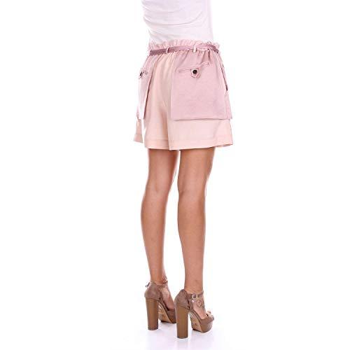 Rosa PB0RF0N537C Antico Valentino Shorts Donna FfOxfPn