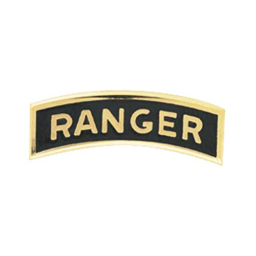 Medals of America Army Ranger Tab Badge Dress Miniature Multicolored