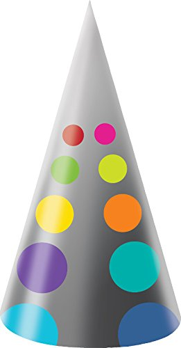 Creative Converting Count Birthday Multicolor