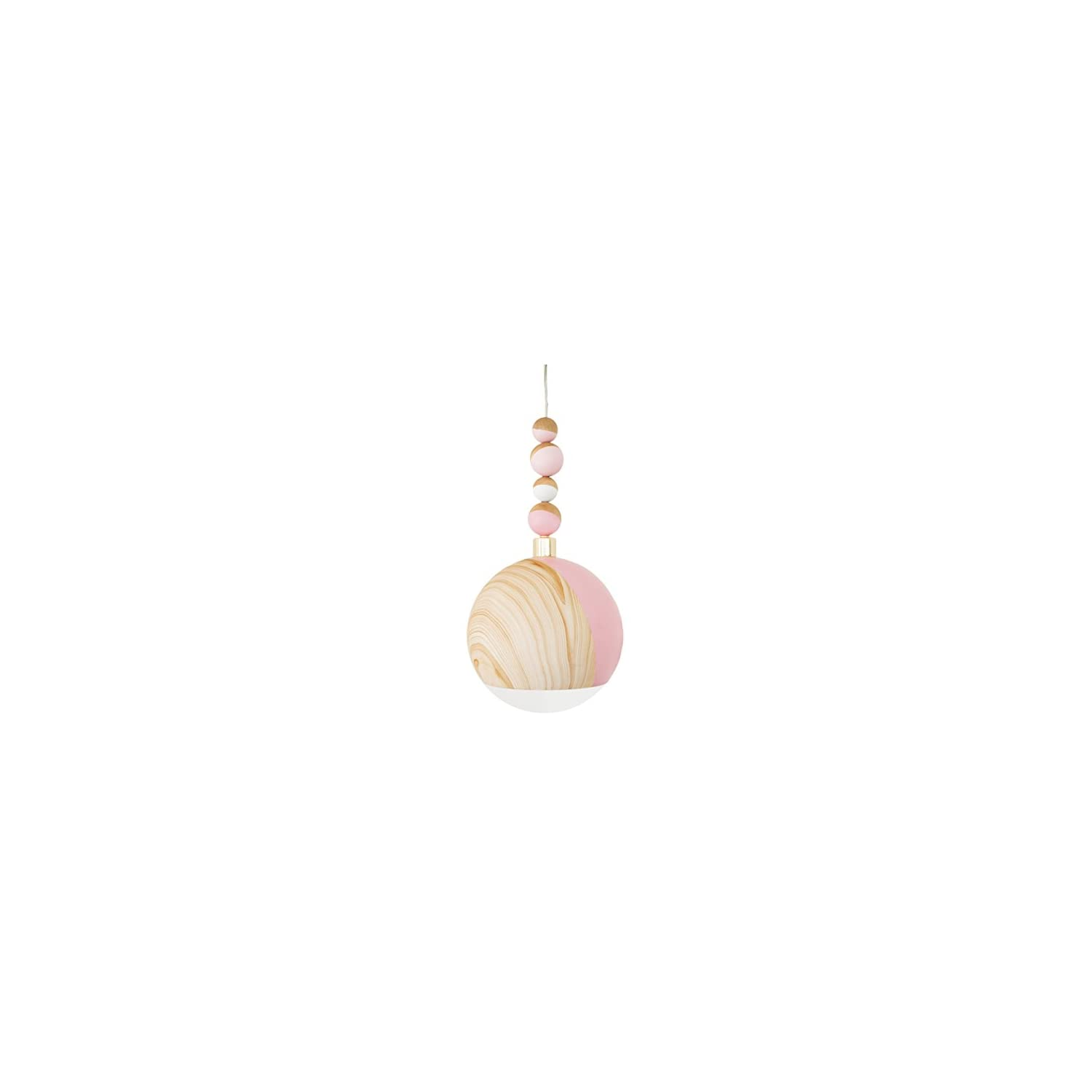Petunia Pickle Bottom Dreaming in Dax Hanging Ceiling Pendant Light