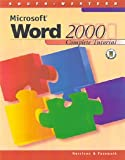 img - for Microsoft Word 2000: Complete Tutorial (with Data CD-ROM) (Tutorial Series) book / textbook / text book