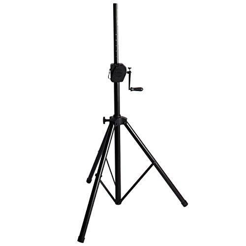 (On Stage SS8800B Plus Power Crank Up Spkr Stand)