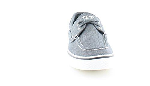 Sperry Top-sider Biscayne Afflitto Da Donna Grigio Scuro Sneakers Grigio Scuro