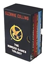 The Hunger Games Trilogy (The Hunger Games / Catching Fire / Mockingjay)