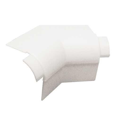 Trim-Tex 912 Drywall Bullnose Off-Angle 2-Way Corners for 135-Degree Corners - Box of ()